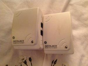 Wireless Phone Jack Systema Marca General Electri