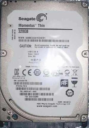 disco duro sata 320gb seagate