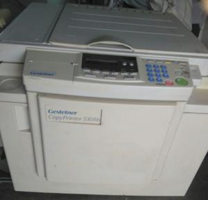Fotocopiadora Gestetner Copy Printer b