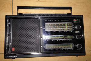 Radio Multibanda Grundig Satellit  Una Joya