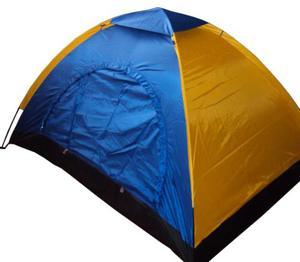 Carpa Para 3 Personas Camping Diversion