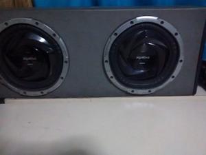 Combo De Sonido, 2 Plantas Targa De 800 Watts, 2 Bajos De 10
