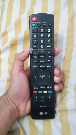 Control Remoto Tv Lg Lcd