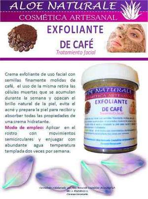 Crema Exfoliante Facial De 60 Gramos