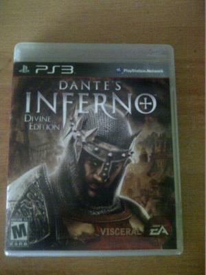 Dantes Inferno Divine Edition para ps3
