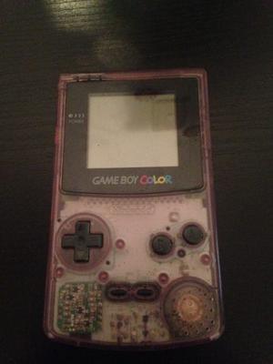 Game Boy Color, Morado, Con 2 Juegos