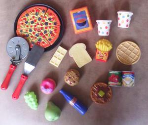 Grupo De Alimentos (16 Pzas)