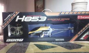 Helicoptero A Control Remoto Hero H853