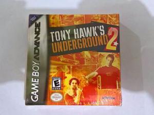Juego Game Boy Advance Tony Hawk´s 2 (nuevo De Paquete)