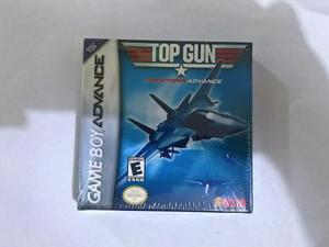 Juego Game Boy Advance Top-gun (nuevo De Paquete)