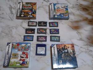 Juegos Game Boy Advance Y Color Acepto Cambio Proponer