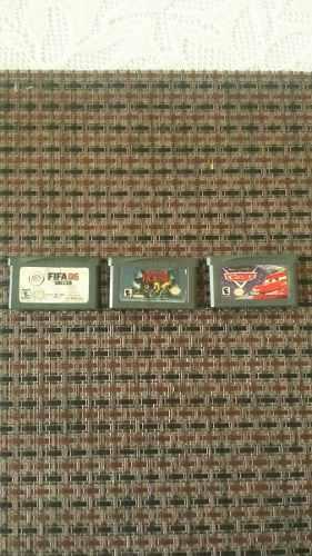 Juegos Gameboy Advance Y Ds Lite (vendo O Cambio)