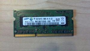 Memoria Ram DDR3 4GB OFERTA
