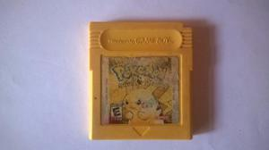 Pokemon Amarillo (yellow) Game Boy Gb