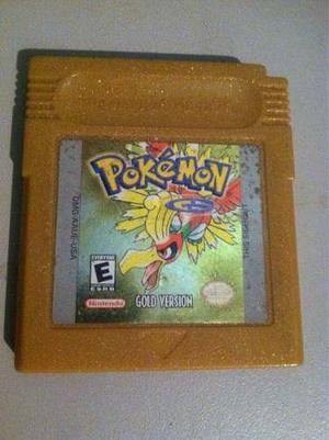 Pokemon Gold Y Silver