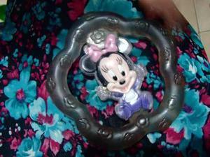 Rasca Encia De Minie Poco Uso Disney Minnie Bebe