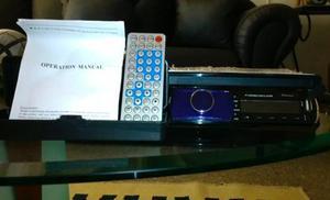 Reproductor Pionner Mp3 Usb, Micro Sd, Auxiliar.