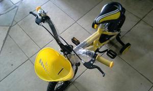 Vendo Bicicleta Rin 12 Nueva Para Niños