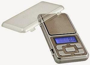 Balanza Digital De 500 Gramos Ideal Para Joyas