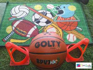 Balon De Baloncesto Marca Golty Original