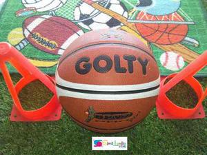 Balon De Baloncesto Marca Golty Original Bpv7 Pro Pluss