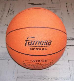 Balon De Basket N9 Marca Famosa Oficial Aprobado Por Fiba