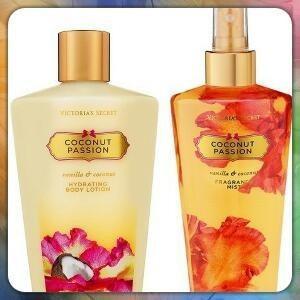 Combo De Splash Y Crema Victorias Secret