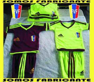 Conjuntos Deportivos Niños Talla (2 A 16)