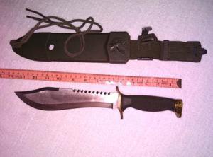 Cuchillo Aitor El Montero, Cuchillo De Caza
