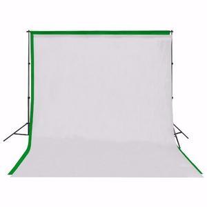 Fondo En Algodón Blanco Para Fotografía Profesional 2,40 X