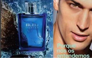 Fragancia Caballero Bleu Intense De L'bel Lbel Ebel 100ml