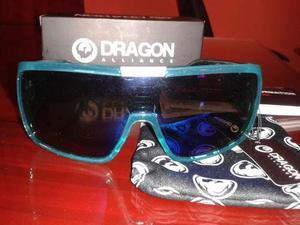 Lentes De Sol Dragon Domo Unisex
