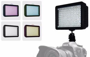 Lámpara 160 Led Para Iluminación Fotografía Y Video