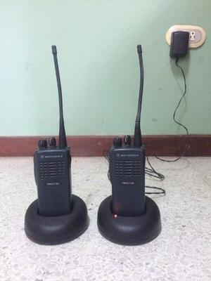 Radio Transmisor Portátil Motorola Pro-