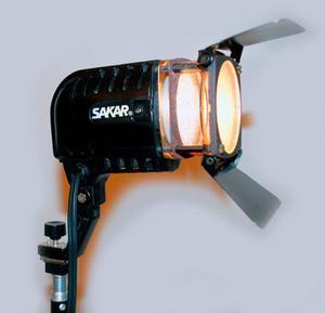 Reflector Sakar 120v 300w Para Video Cámara Con Foco 100w