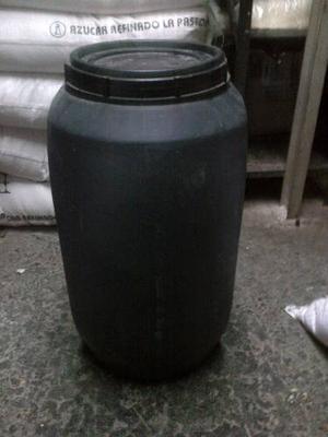 Tambor, Pipotes Plasticos De lts Y 250lts (usado)