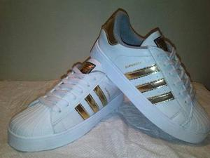 Zapatos Adidas Superstar Del 35 Al 40