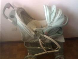Coche Para Bebes Marca Happy Baby Con Portabebe