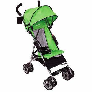 Coche Para Bebes Tipo Paraguas Kolcraft Color Negro/verde