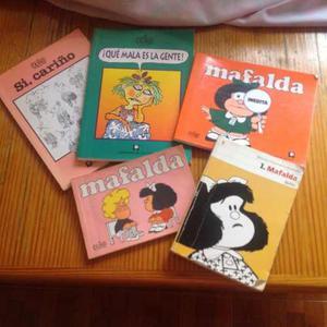 Coleccion De Libros De Mafalda