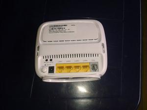 Modem Router Wifi Zte H108 N Todo En 1 Usado Y Operativo