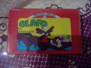 Olafo El Amargado, 12 Libros,  (colección)