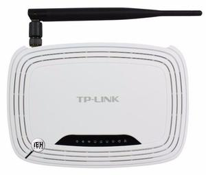 Router Inalambrico Tp-link Tl-wr741nd 150mbps Wifi Lan