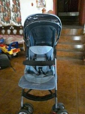 Vendo Coche Morocho Marca Safety Usado Y Silla De Bb Usado