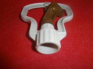 Aspersor De 1/2 De Plástico Tipo Mariposa