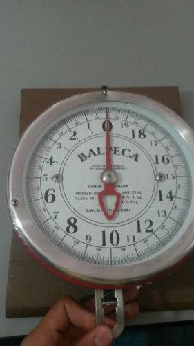Balanza De 25kg