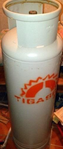 Bombona De Gas Tigasco 43 Kilos
