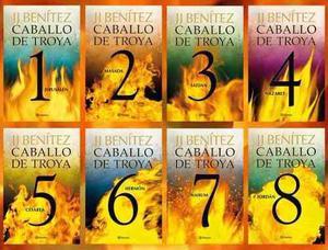 Caballo De Troya Colección De 8 Libros Digital Pdf, Epub