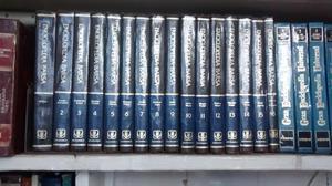 Coleccion de libros y enciclopedias