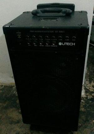Corneta Amplificada Utech
